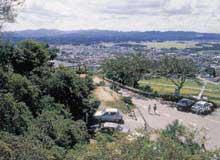 浅川町 城山公園(青葉城祉公園)