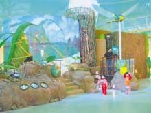 須賀川市 ふくしま森の科学体験センター ムシテックワールド