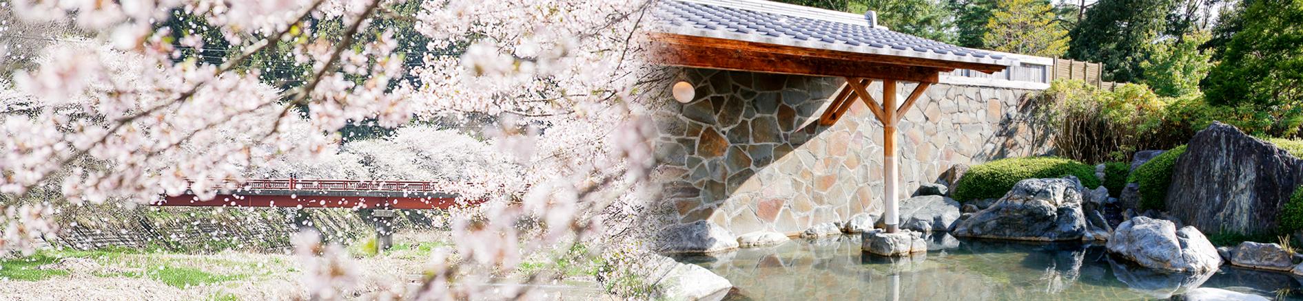 あぶくま里山王国スライドショー画像春と夏